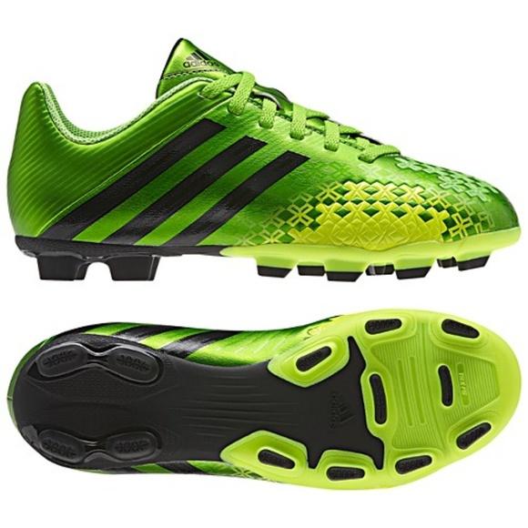 Adidas predito LZ TRX FG Amarillo verdosocolor hombre  Soccer poshmark